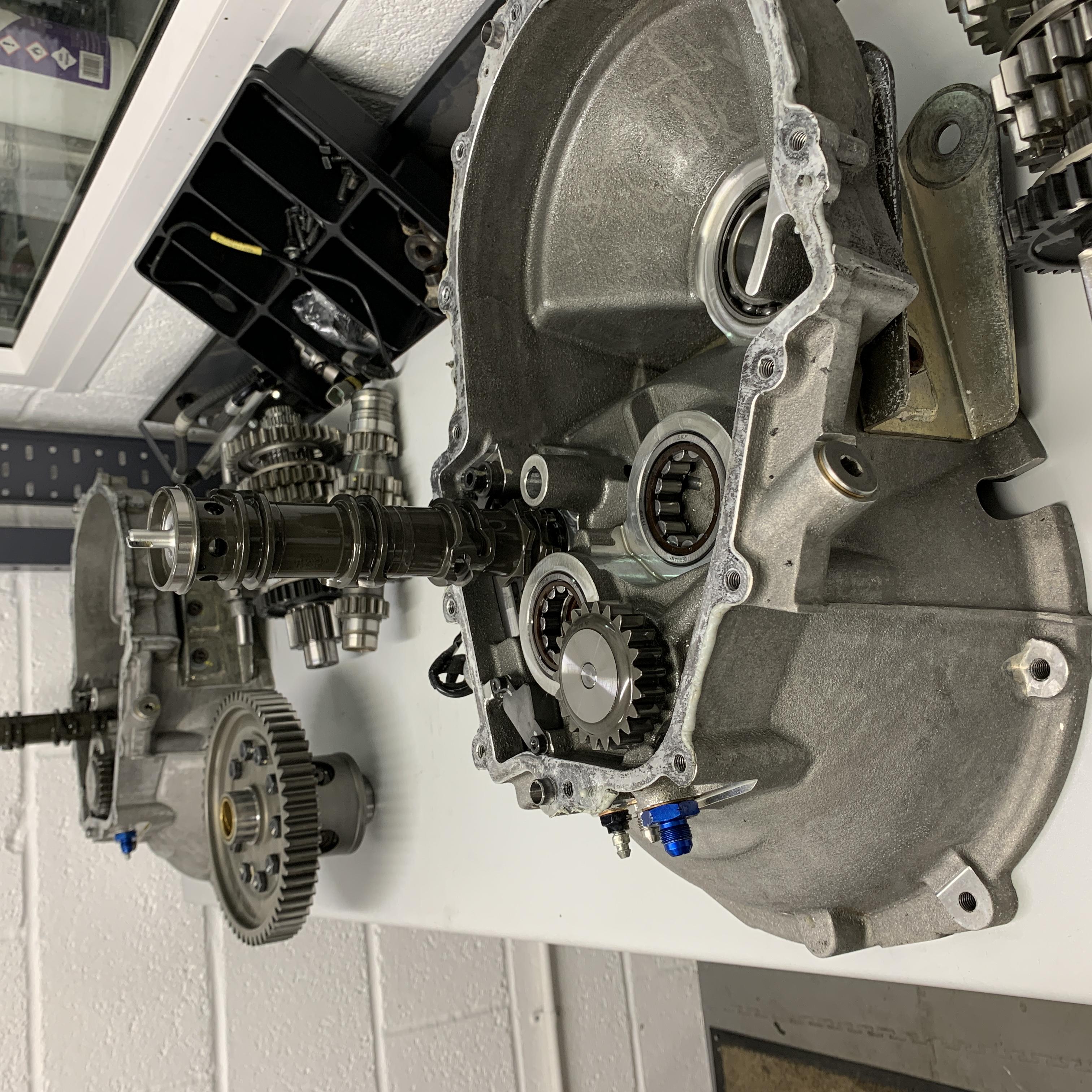sadev gearbox